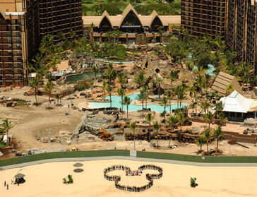 Aulani Vacations