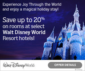 WDW Room Offer