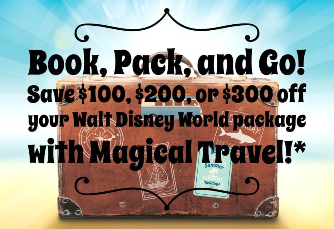 Walt Disney World Package