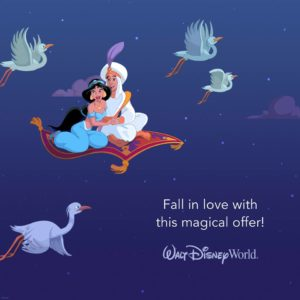 Fall in love with this magical offer