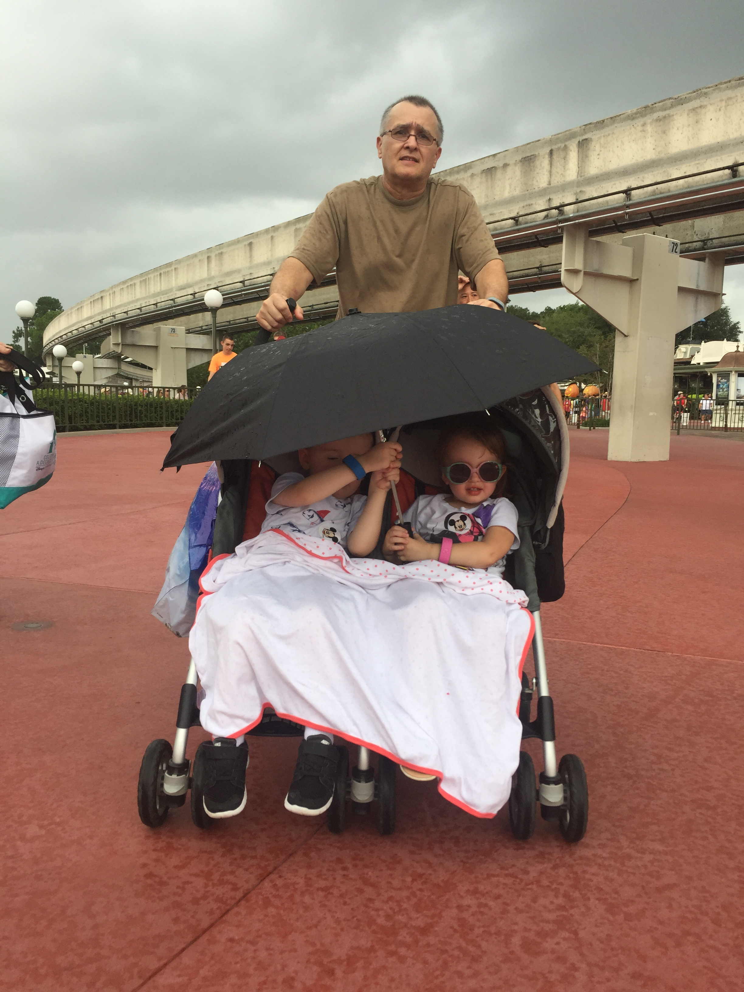 Tips for rainy days at walt disney world magical travel in the chilly months pack a lightweight waterproof jacket instead of a cotton hoodie or sweatshirt that will stay wet im a fan of active wear that is solutioingenieria Choice Image