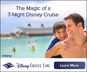 Disney Cruise Line 7 Nights